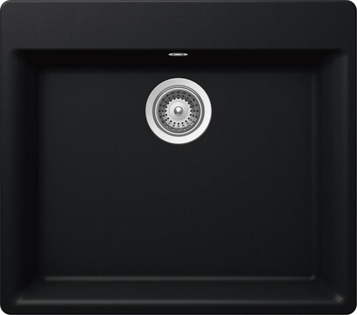 Chiuveta Granit Schock Galaxy N-100 Puro Cristadur 600 x 530 mm 0