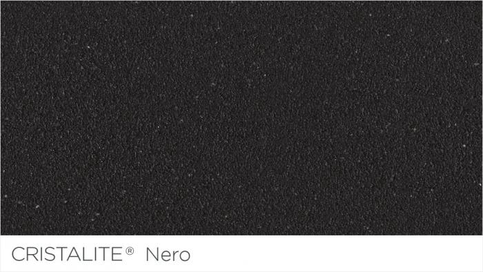 Chiuveta Granit Schock Manhattan D-100XS Nero Cristalite 640 x 510 mm [3]
