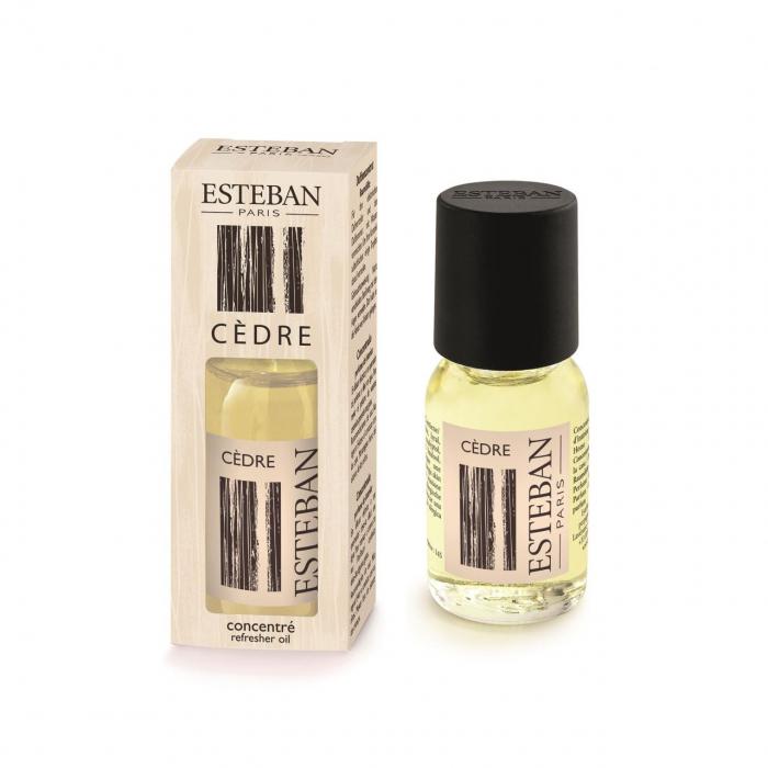 Esenta Ulei Cedre - Esteban Paris 1