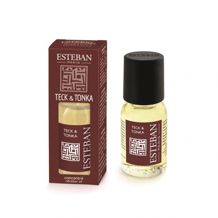 Esenta Ulei Teck&Tonka - Esteban Paris 0