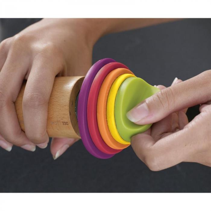 Facalet Ajustabil Multicolor - Joseph&Joseph 1