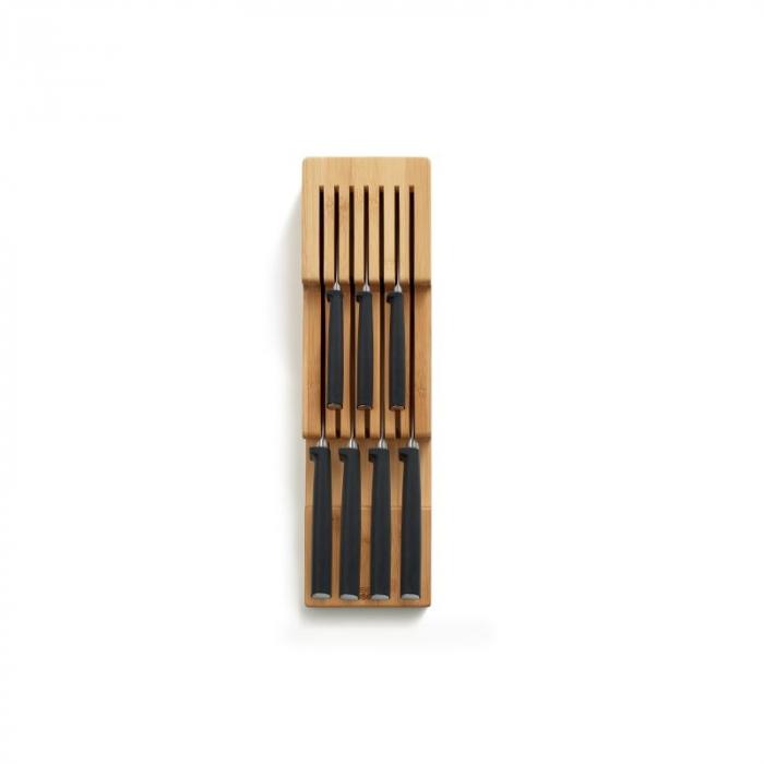 Organizator Cutite din bambus - Joseph&Joseph 2