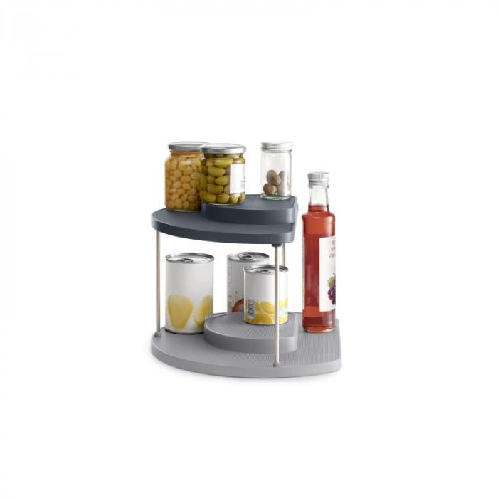 Organizator rotativ 2 nivele borcane&condimente - Joseph&Joseph 2