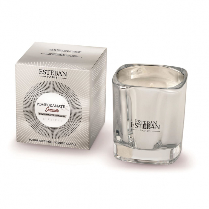 Lumanare Parfumata Pomegranate&Cinnamon Ed.Limit - Esteban Paris 0