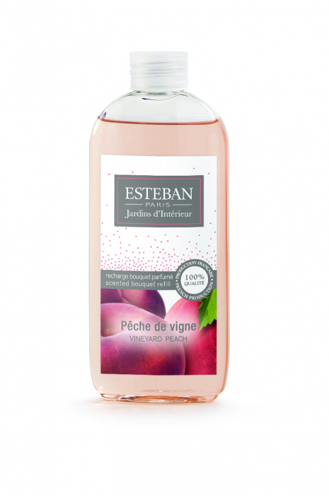 Rezerva Parfum 100ml Vineyard Peach - Esteban Paris 0