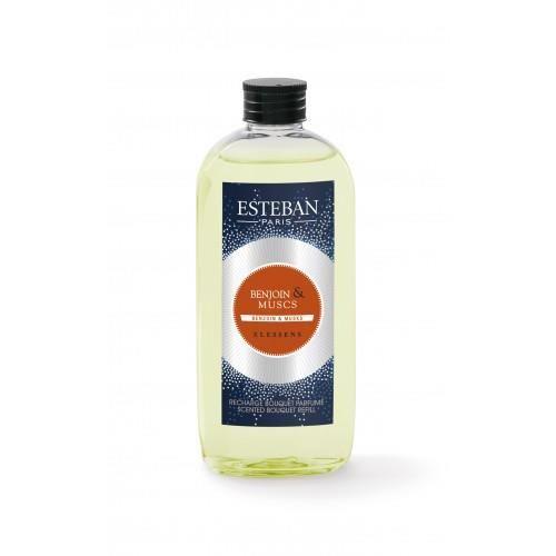 Rezerva Parfum 150ml Benzoin&Musk - Esteban Paris 0