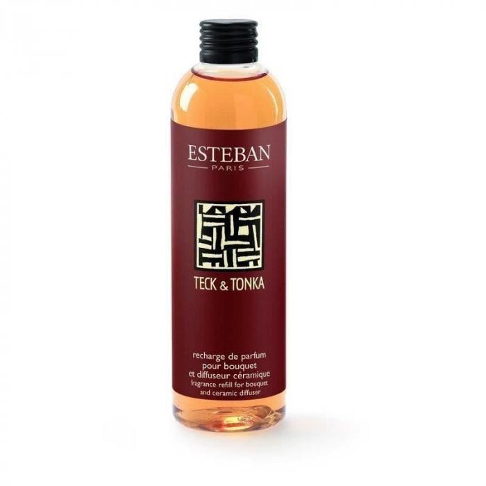 Rezerva Parfum 250ml Teck&Tonka - Esteban Paris 0