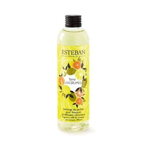 Rezerva Parfum 250ml Terre D'Agrumes - Esteban Paris 0