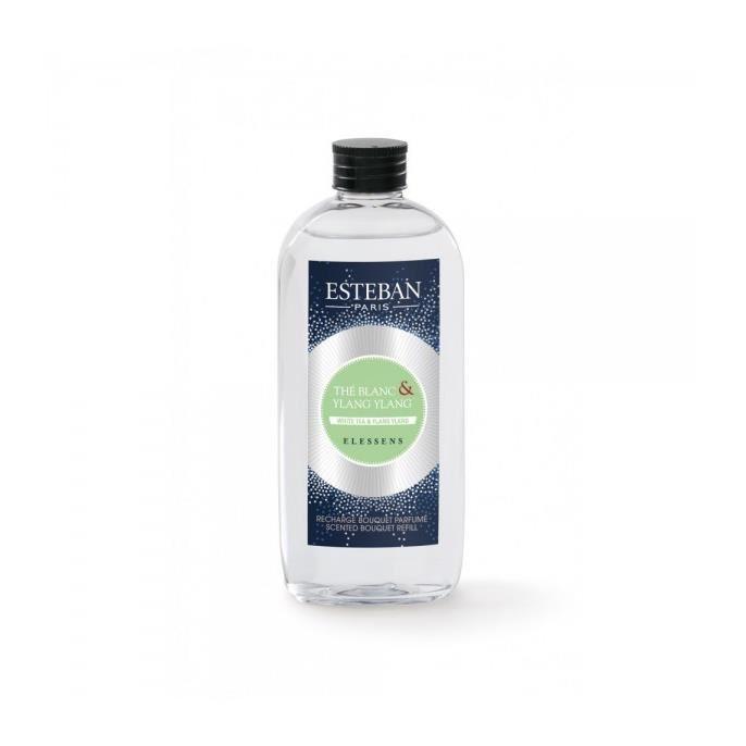 Rezerva Parfum 500ml Ceai Alb&Ylang Ylang - Esteban Paris 0