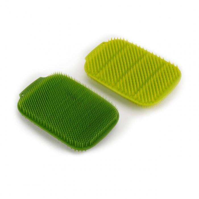 Set 2 Bureti Vase Cleantech Verde/Verde Inchis - Joseph&Joseph 0