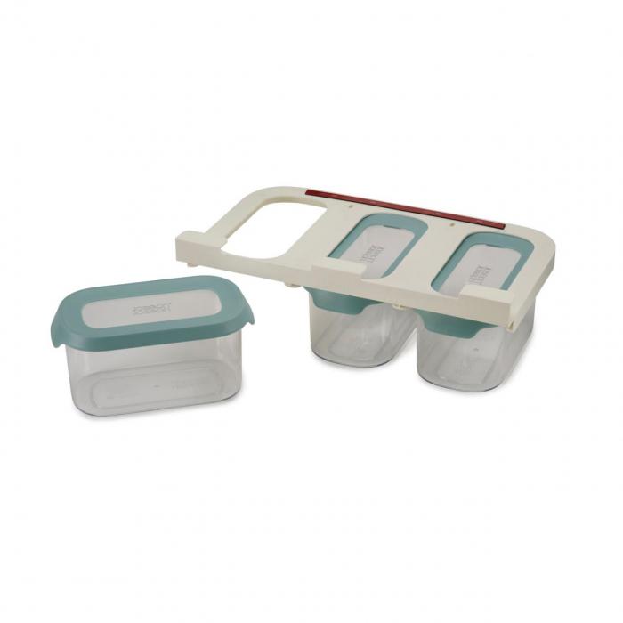 Set 3 cutii depozitare Dulap 3X900ml Opal - Joseph&Joseph 3