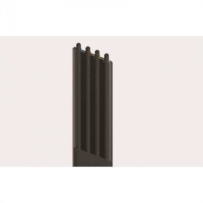 Set 4 Tocatoare Folio Carbon Black - Joseph&Joseph [3]