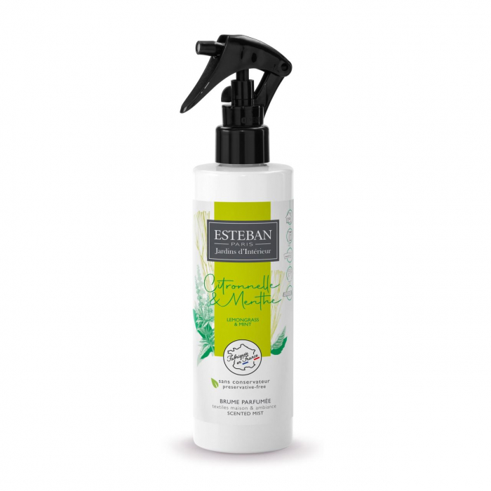 Spray Camera&Textile 250ml Lemongrass&Mint [0]
