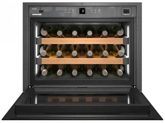 WKEgb 582 GrandCru Vitrină de vin încorporabilă [1]