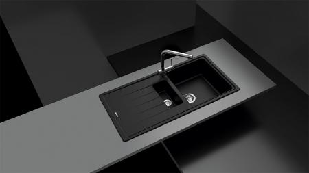 Chiuveta Granit Schock Element D-150 Croma Cristalite 1000 x 500 mm2