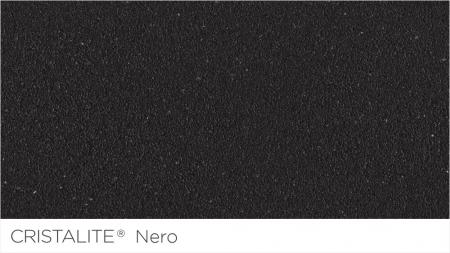 Chiuveta Granit Schock Element D-150 Nero Cristalite 1000 x 500 mm [3]