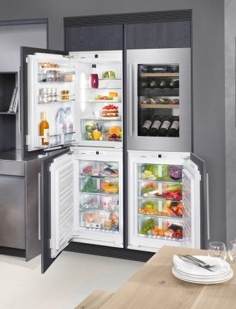IGN 1664 Premium NoFrost Congelator încorporabil cu NoFrost [4]