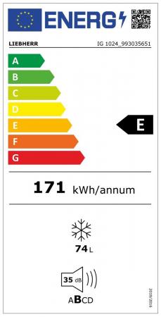 IG 1024 Comfort Congelator încorporabil cu SmartFrost [6]