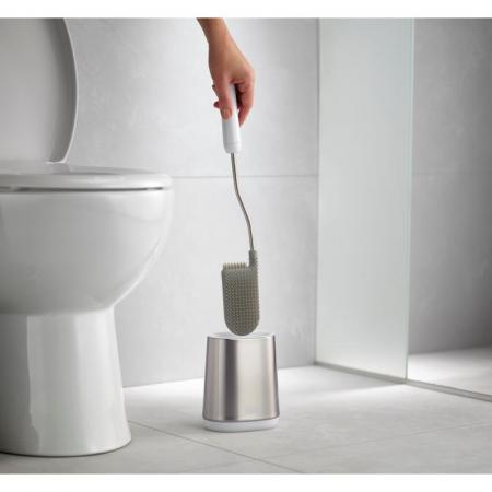 Perie Toaleta Flex Lite Inox - Joseph&Joseph [2]