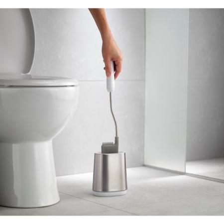 Perie Toaleta Flex Lite Inox - Joseph&Joseph [1]