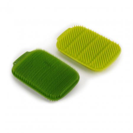 Set 2 Bureti Vase Cleantech Verde/Verde Inchis - Joseph&Joseph0