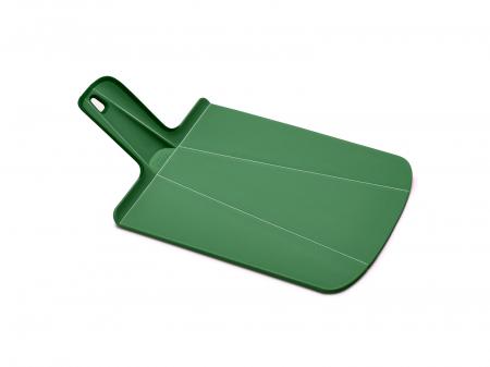Tocator Chop2Pot Pliabil Plus S. Verde - Joseph&Joseph0