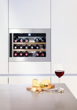 WKEes 553 GrandCru Vitrină de vin încorporabilă [5]
