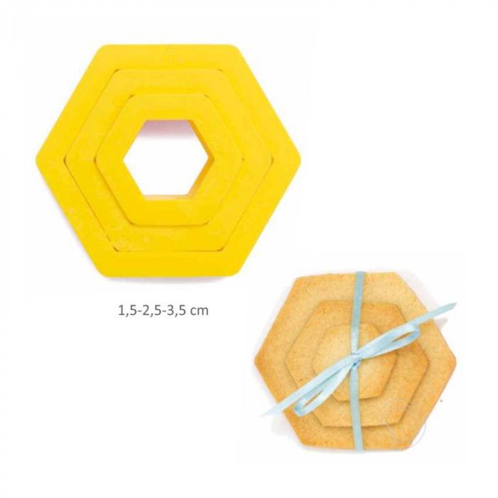 decupatoare-cookies-biscuiti-hexagon-cofetarie-set-3buc [0]