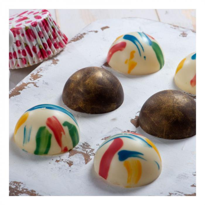matrita-policarbonat-ciocolata-decor-semisfere-6-cavitati-ciocolaterie [1]