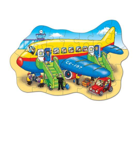 Puzzle avion mare [0]