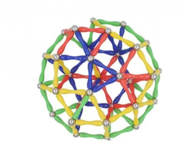Joc magnetic construcții 3D [1]