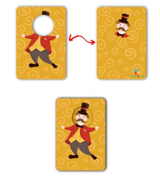 Joc distractiv de asociere Circ [2]