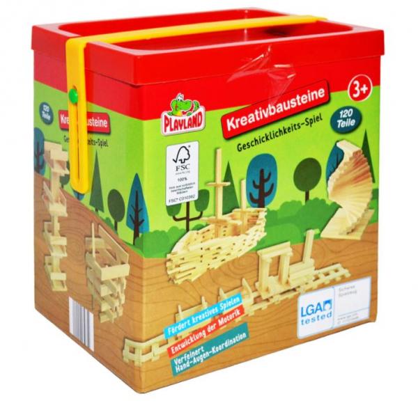 piese de constructie din lemn natur [3]