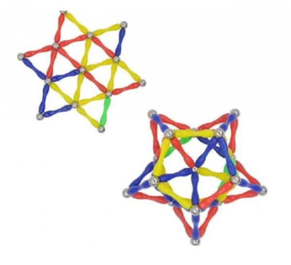 Joc magnetic construcții 3D [2]