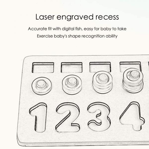 Tablă educațională tip Montessori 3 în 1 [3]