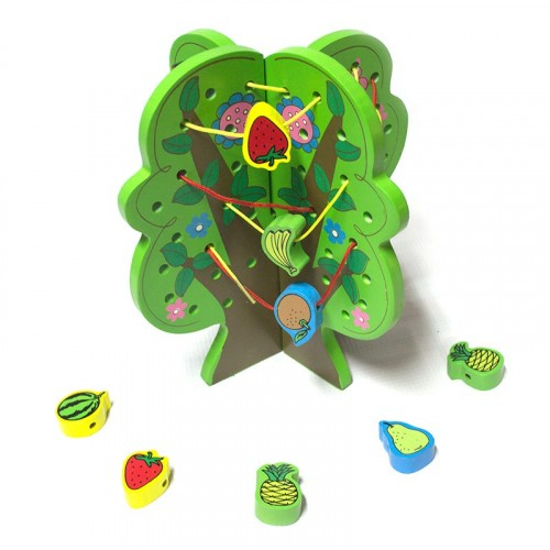 Copac de șnuruit cu fructe [1]