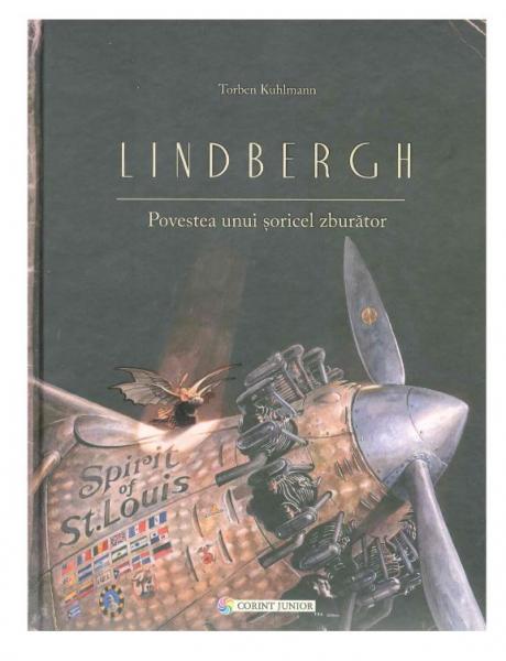 Lindbergh Povestea unui șoricel zburător [0]