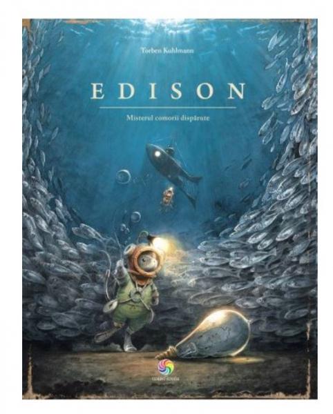 Edison Misterul comorii dispărute [0]