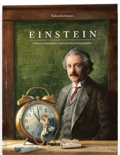 Einstein - Călătoria uimitoare a unui șoricel în timp și spatiu [0]
