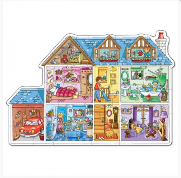 Puzzle Căsuța Păpușilor [2]