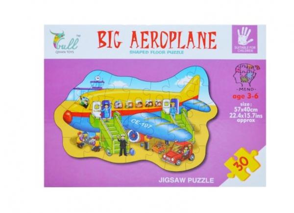 Puzzle avion mare [1]