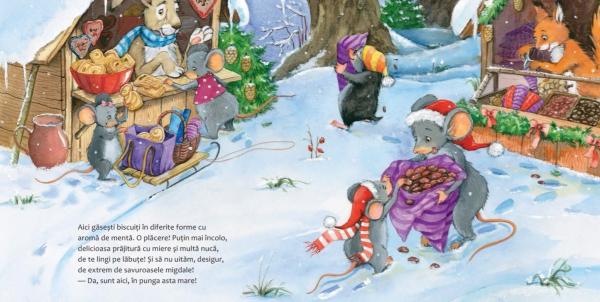Crăciun minunat cu familia Maus [2]
