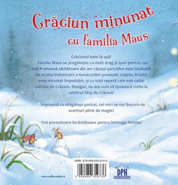 Crăciun minunat cu familia Maus [3]