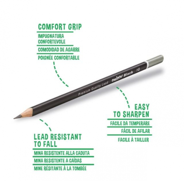 creioane grafit Negru [1]