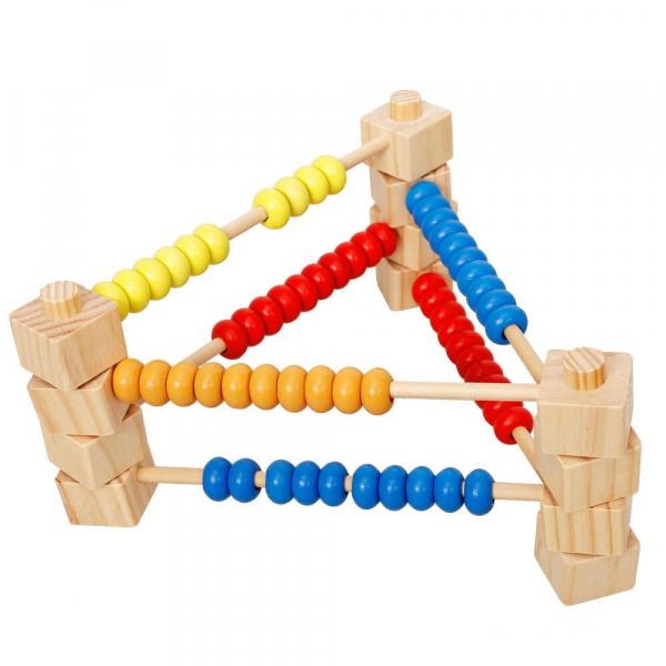 Numărătoare modulară din lemn [5]