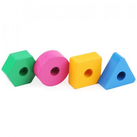 Joc din lemn sortare si echilibru [4]