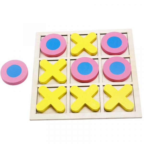 Joc din lemn X și 0 [1]