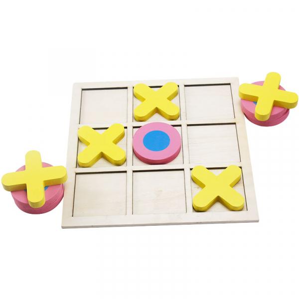 Joc din lemn X și 0 [2]