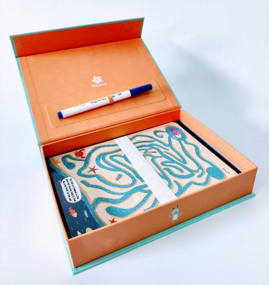 Joc interactiv labirint Scrie si sterge [5]
