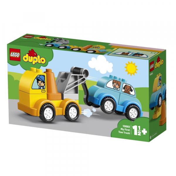 LEGO DUPLO - Primul meu camion de remorcare [0]